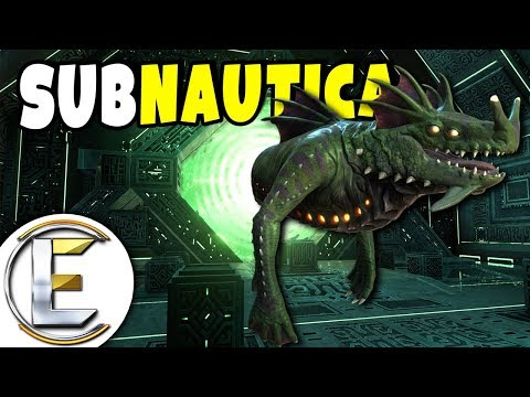 FOUND A SEA DRAGON! - Subnautica Survival (Episode 17)