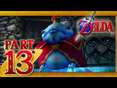 The Legend of Zelda: Ocarina of Time 3D - Part 13 - Zora's Domain