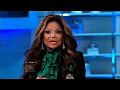 La Toya Jackson Asks Heath Question