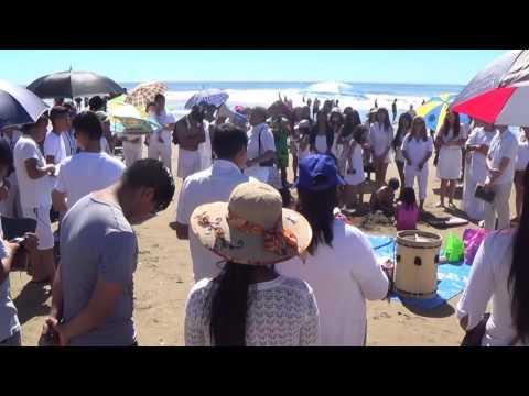 PASTOR DAVID COLQUE - Prédica en Mar de Ajò (Argentina 2017)