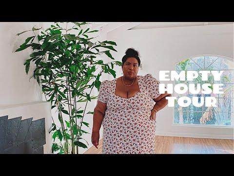 EMPTY HOUSE TOUR 2021