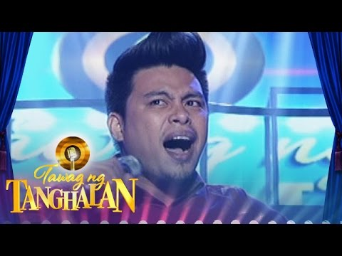 Sherwin baguion bet ng bayan performance