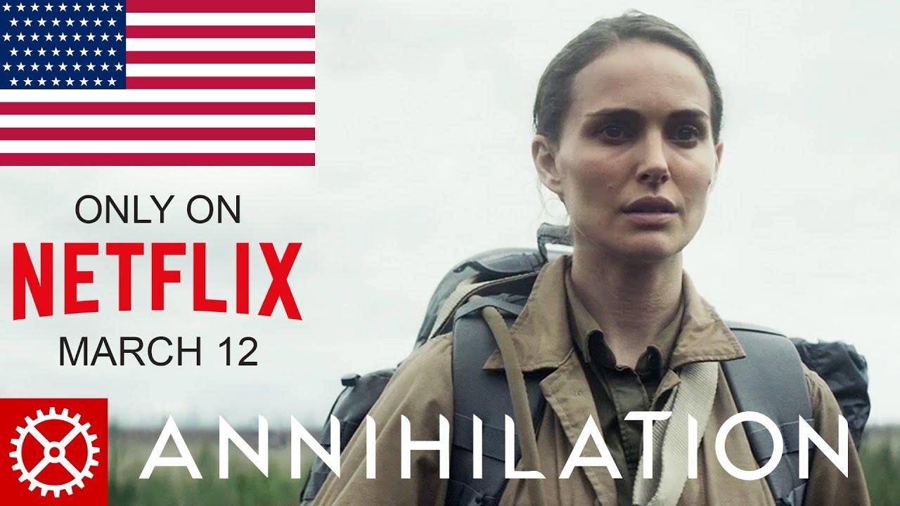 Download Watch Annihilation Movie on Netflix in America (2018)