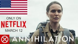Watch Annihilation Movie on Netflix in America (2018)