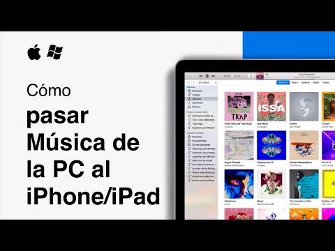 Cómo Pasar Música De La PC Al IPhone/iPad/iPod   Fácil Y Rápido   LimonTouch