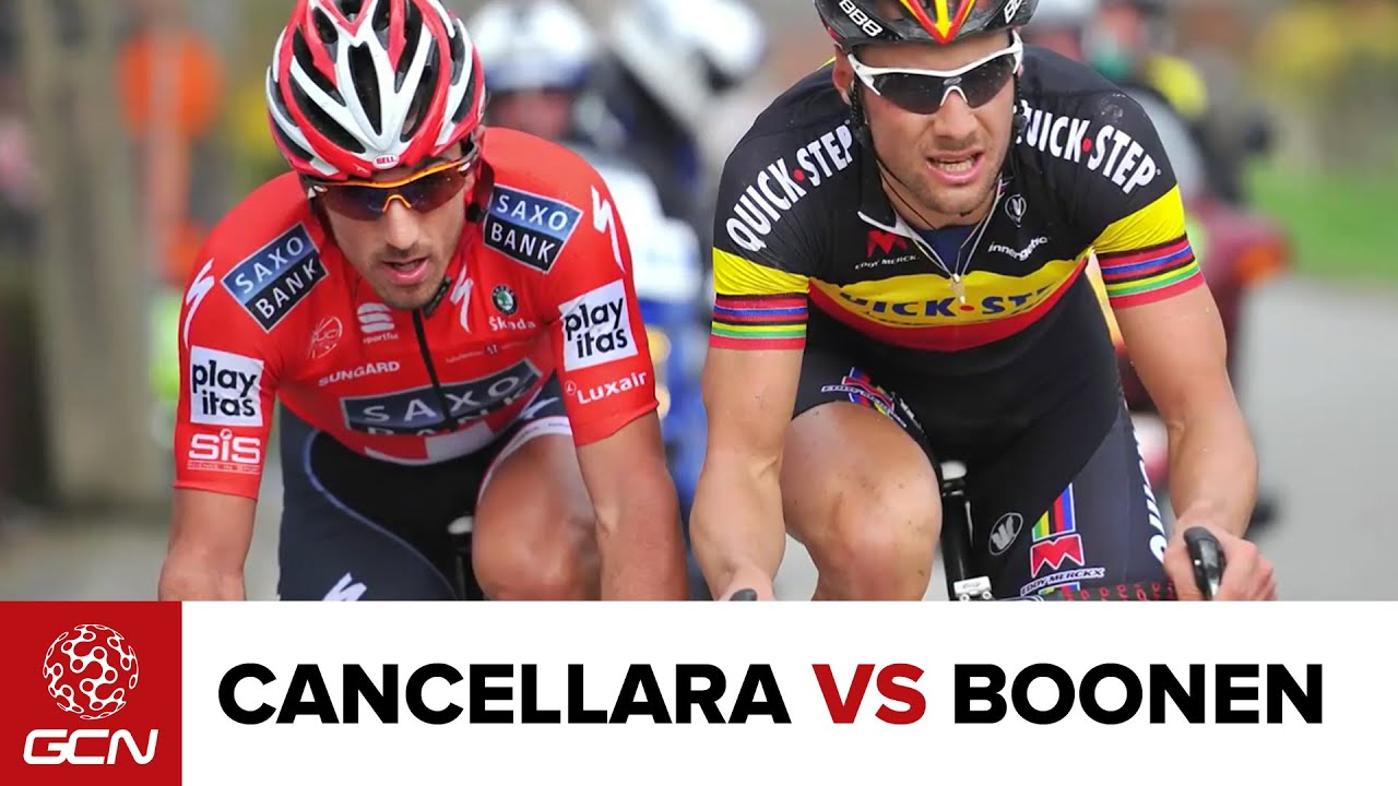af3f3510d Fabian Cancellara Vs Tom Boonen – Who Is The Greatest Classics Rider  Global  Cycling Network