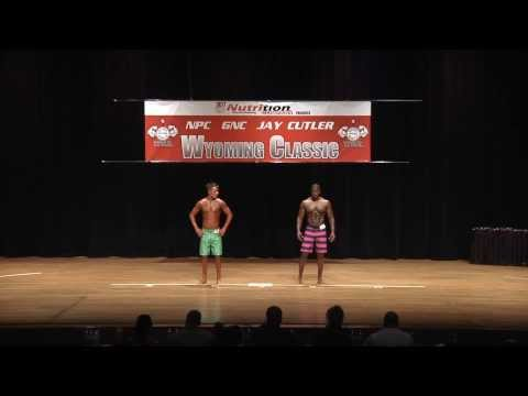 Jay Cutler Wyoming Classic Men Physique Overall