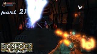 Lets Play BioShock #021 wir haben die emp bombe