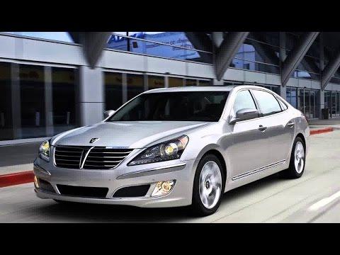 2016 Hyundai Equus
