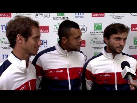 How well do the French team know each other?