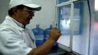 Visita a la purificadora de agua, parte 2