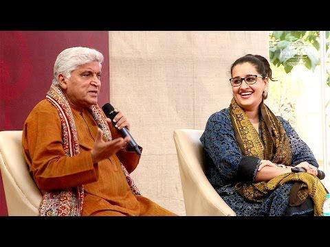 Javed Akhtar on Urdu Shayari aur Zindagi I Kausar Munir I Jashn-e-Rekhta 2016