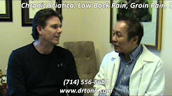 James - Chronic Sciatica, Low Back Pain, Groin Pain, Scar Tissue