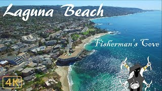 California Phantom - Fishermans Cove - Laguna Beach - DJI Phantom 3 PRO