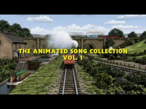 The Animated Song Collection Vol. 1 - Thomas & Friends CGI