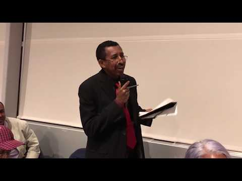 ESAT Special Leaders of the Amhara Region host discussion  in Washington DC Part 2 Dec 2018