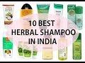 Top 10 Best Ayurvedic Anti-Hair Fall Shampoos in India
