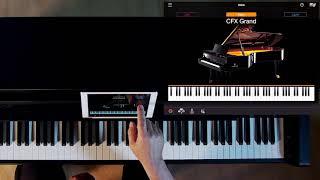 Yamaha Smart Pianist App