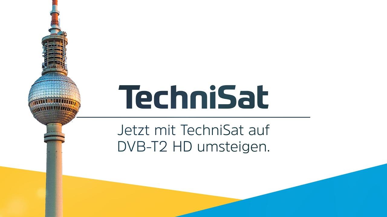 Video: DVB-T2 HD: Die besten Empfangsgeräte von TechniSat.