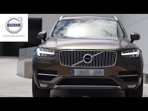 VOLVO XC90 '17 D5 AWD Inscription || Exterior & Interior