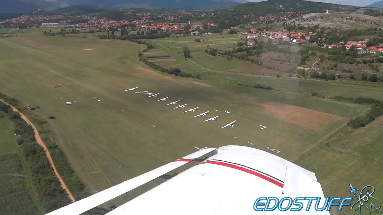 open canopy flight above sinj airfield socata rallye 180ts galerien 9a dkk youtube - Open Canopy 2016