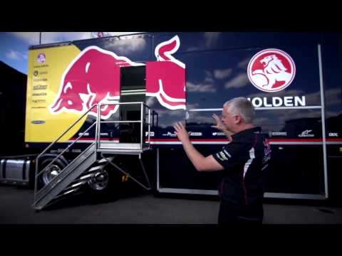 Behind the Scenes: The Red Bull Racing Australia Truck Tour
