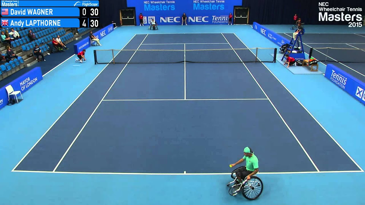 Wed 2 December Nec Wheelchair Tennis Masters Youtube