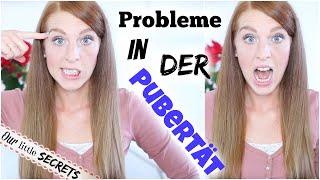 7 PROBLEME DER PUBERTÄT die JEDES MÄDCHEN KENNT! - Our little secrets Thumbnail