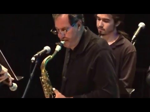 Crunchy Frog Performed by Alvin Community College Jazz Band - 04/09/2016