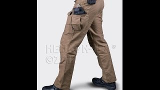 видео Обзор брюк Helikon-Tex Urban Tactical Pants