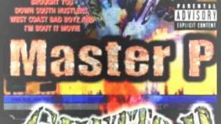 Master P - Burbons & Laces (Screwed)