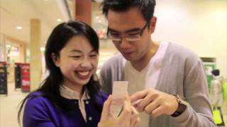 Wing Yee & Brandon's Save the Date Video