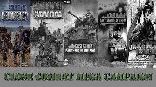 Close Combat Mega Campaign - The Longest Day part 8