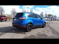 2017 Ford Escape Salt Lake City, Murray, South Jordan, West Valley City, West Jordan, UT 40578