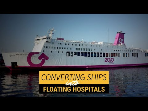 2GO Shipping to convert its passenger ships into floating quarantine facilities
