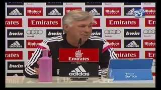 real madrid fc barcelona conferencia de prensa de carlo ancelotti previa