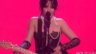 Camila Cabello Fans Defend Singer For Weird Air Guitar Performance On Ellen