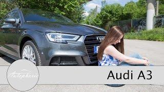 2016 audi a3 2 0 tfsi 190 ps facelift 2016 test review english subtitles autophorie