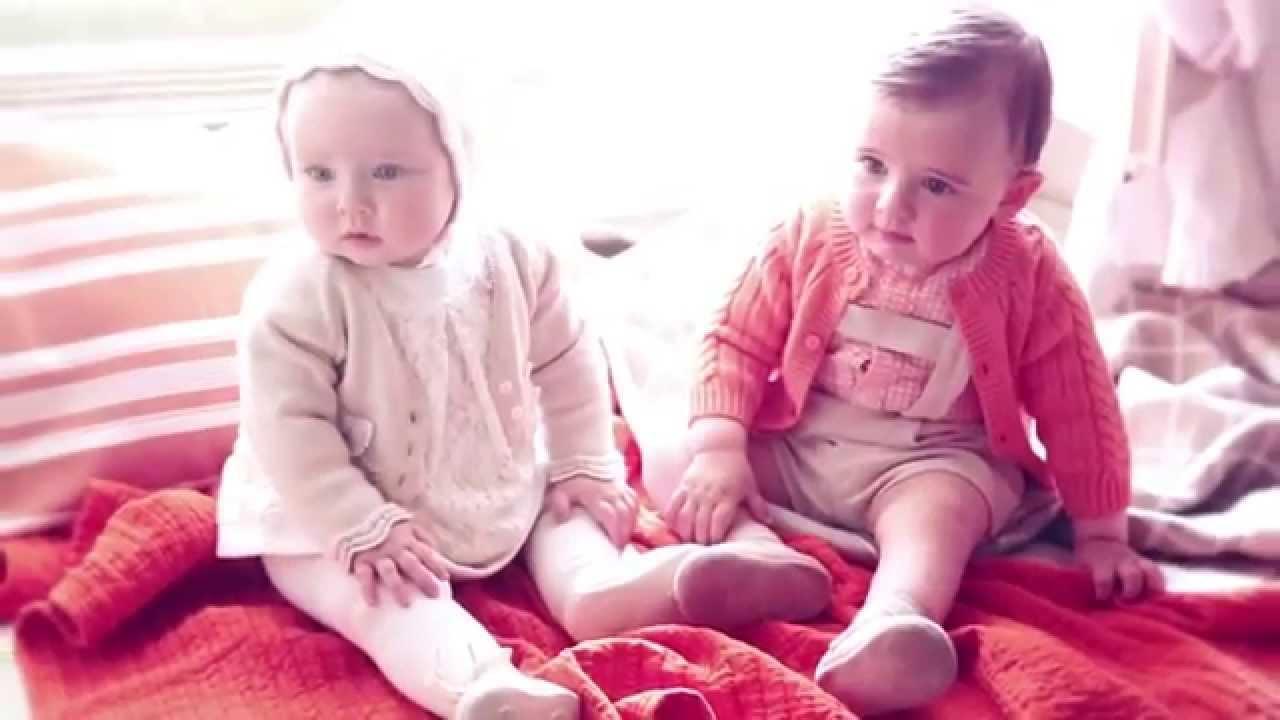 74d7601c87ee Mayoral - Colección Newborn. Otoño invierno 2014 15 - YouTube