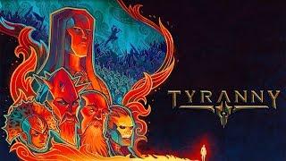 ЕЩЕ ОДНА ШИКАРНАЯ РПГ ► Tyranny