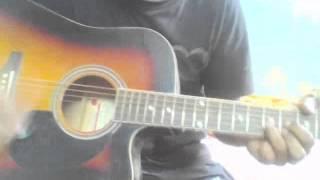 tera mera pyar by kumar sanu guitar cover