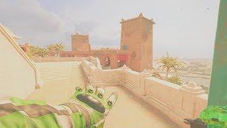 The Craziest Spawn Peek on Fortress - Rainbow Six Siege