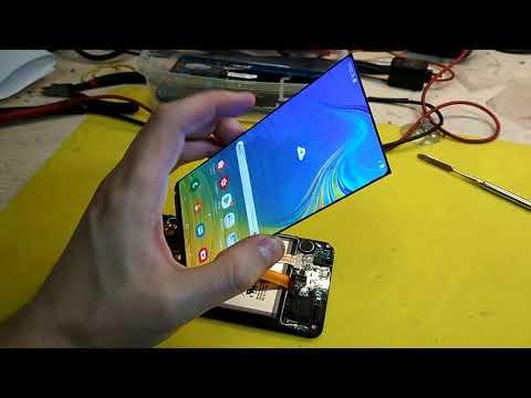Дисплей Samsung A7 2018 (SM-A750)