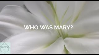 Who was Mary?   Pip Cadman