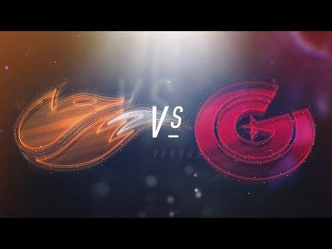 FOX vs. CG - NA LCS Week 1 Day 2 Match Highlights (Spring 2018)
