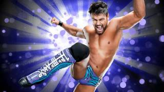 "WWE Justin Gabriel 13th Theme Song - ""The Rising"" + Download Link"