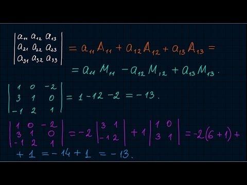 Как найти элемент матрицы