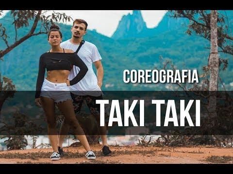 DJ Snake - Taki Taki ft Selena Gomez  Coreografia Gibson Moraes