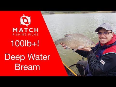 Deep Water Bream Fishing - 100lb Catch!