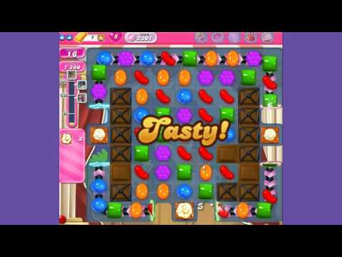 Candy Crush Saga Level 2301 -  no boosters